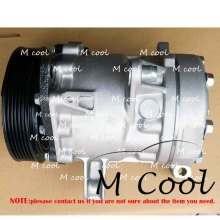 High Quality Brand New AC Compressor For Peugeot Car Air Conditioner