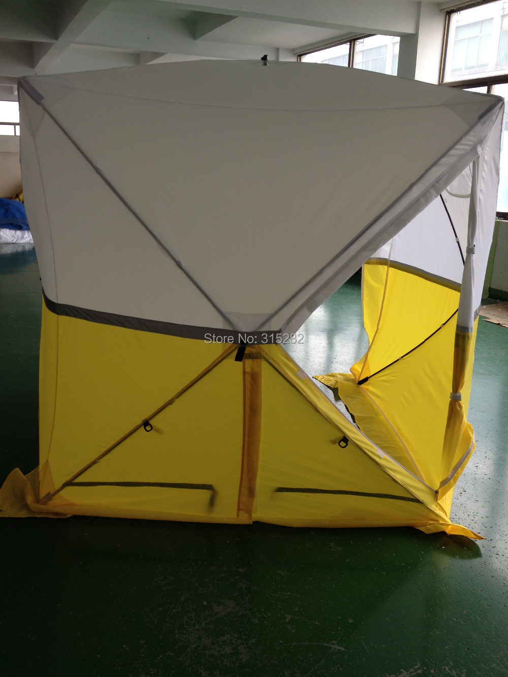 special useful outdoor construction personnel with a reflective strip remind convenient working tent-in Tents from Sports u0026 Entertainment on Aliexpress.com ... & special useful outdoor construction personnel with a reflective ...