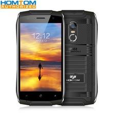 HOMTOM ZOJI Z6 3G Smartphone 4.7 inch MTK6580 Quad Core 1GB RAM 8GB ROM IP68 Waterproof Fingerprint Scanner Metal Frame Phone
