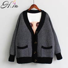 Coats Warm Vintage Sweater