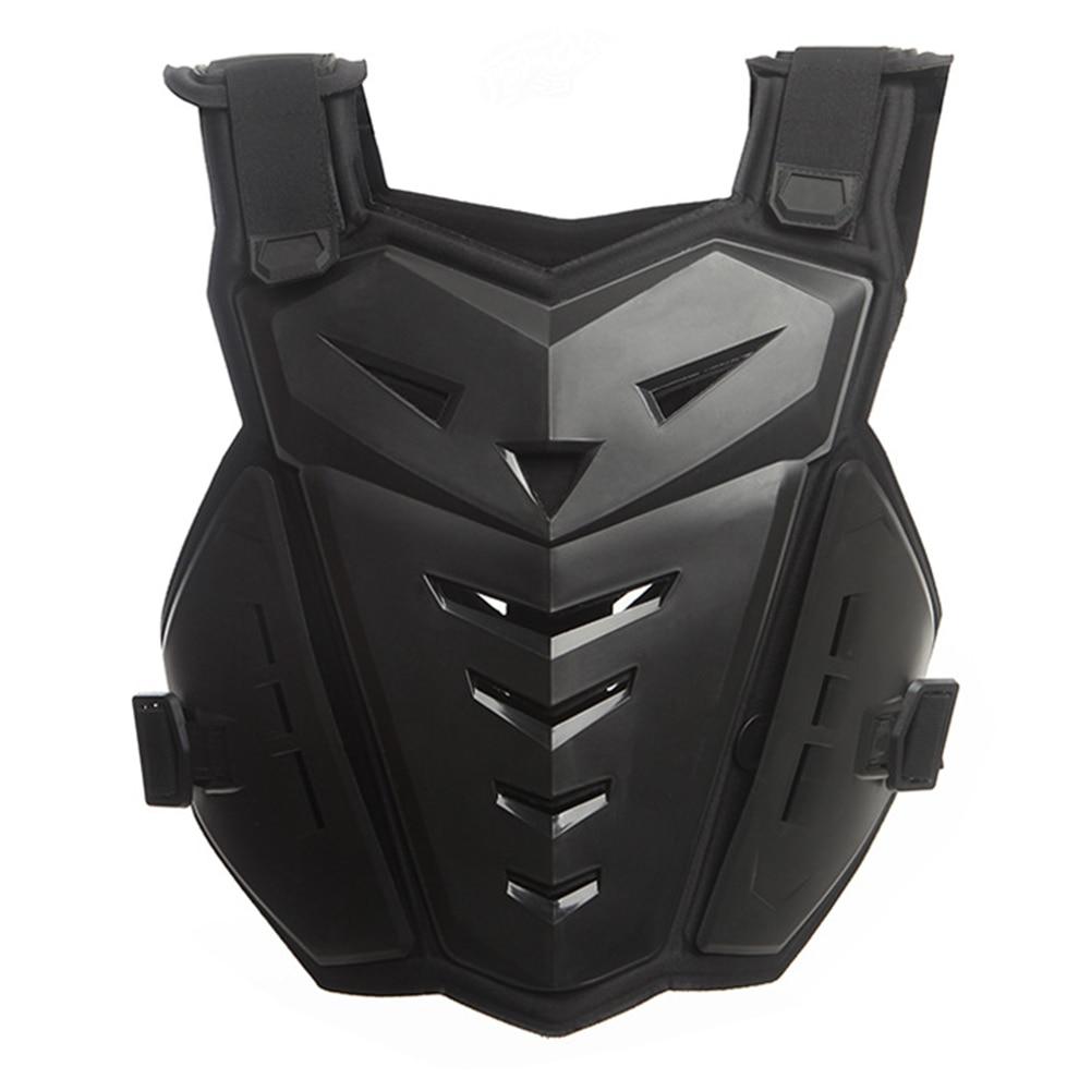 Gilet d'armure doux moto équitation équipement protecteur arrière réglable Durable accessoire Anti bosse évidé soutien de la poitrine