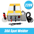 30 uma solda a ponto de pulso de laser junções, máquina de solda, colar pequena linha de equipamentos de soldagem de jóias ourives