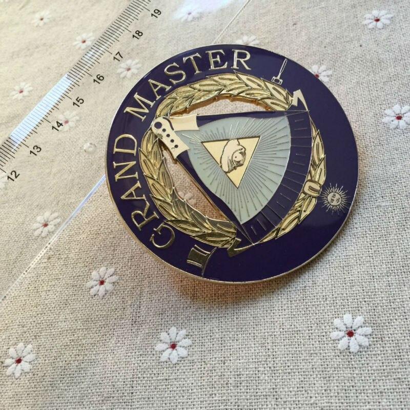5pcs Lot Freemasonry Grand
