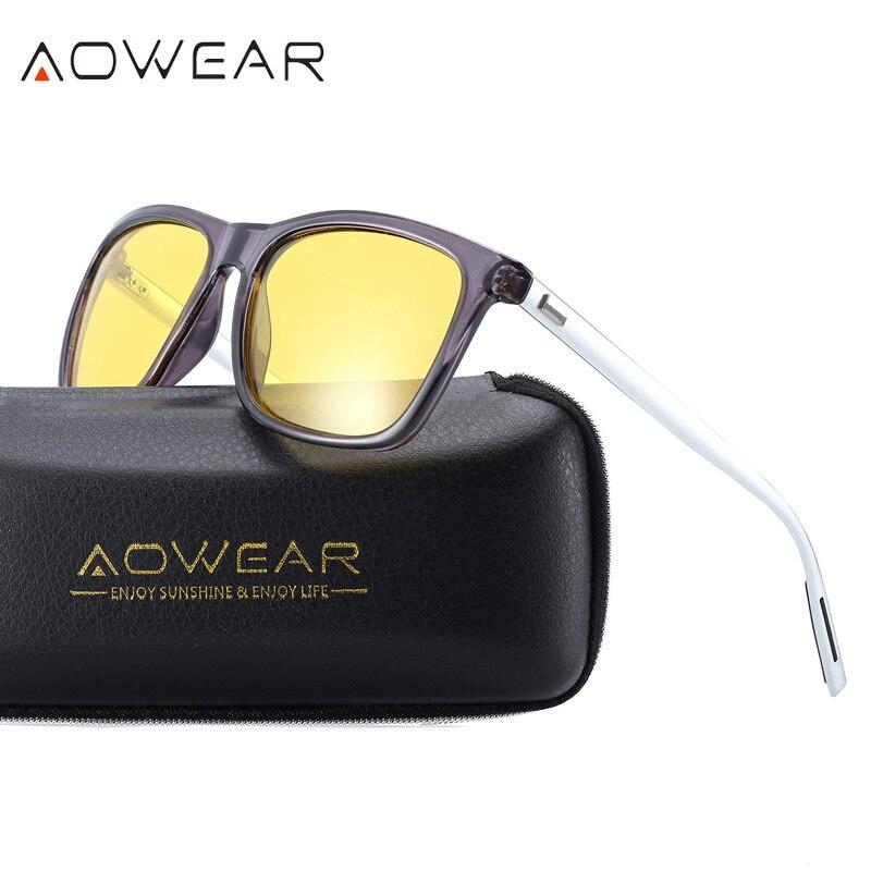 2019 Lucky Polarized Sunglasses Men's Aviation Driving Shadow Men's Retro NM