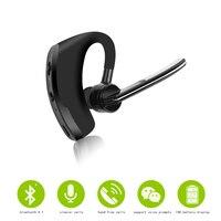 Wireless Mini Bluetooth 4 0 4 1 Headset Intelligent Business Headphones With MIC Sport Earphone Stereo