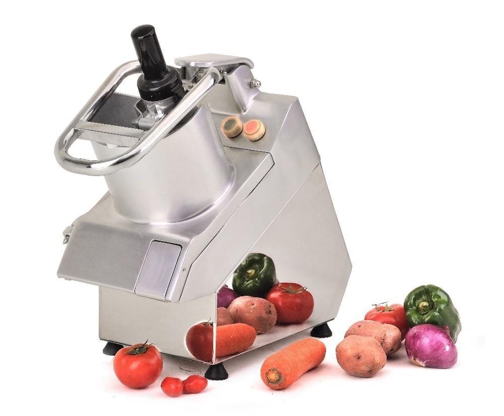 PKAK-VS65MS Elektrinis daržovių pjaustytuvas daugiafunkcinis vaisių spiralinis pjaustiklis daržovių pjaustymo mašina smulkinimo smulkinimas