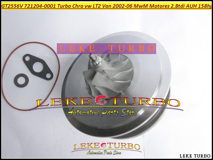 Free Ship Turbo Cartridge CHRA GT2556V 721204-5001S 721204 721204-0001 062145701A For Volkswagen VW LT2 For MWM MOTORES AUH 2.8L image