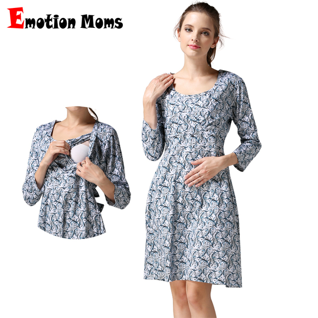 06aebc2fa49 MamaLove Maternity Clothes Maternity Dresses pregnant Nursing Dress  pregnancy clothes for Pregnant Women Breastfeeding dresses