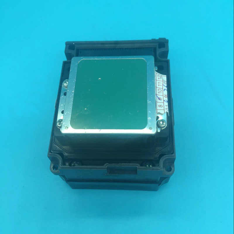 TX800 Printhead untuk Epson DX10 DX8 Eco Pelarut Printer Uv Plotter F192040 Anti Korosif Minyak Nozzle Enam Warna Asli Baru 1 Pc