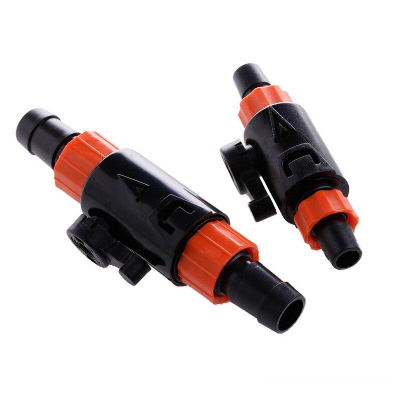 New Aquarium Fish Tank Throttle Valve Water Hose Flow Control Switch 12/16MM 16/22MM
