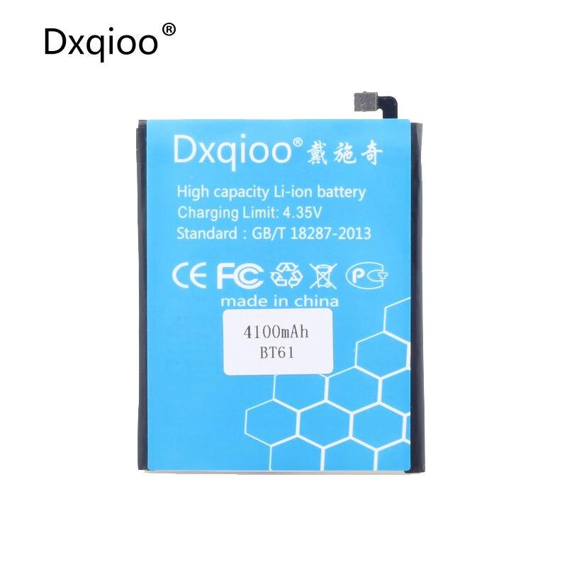 Dxqioo M3 note BT61 battery fit for meizu M3 note pro L681H L681 4100mah bt61