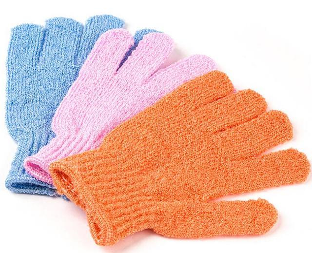 handschuh peeling