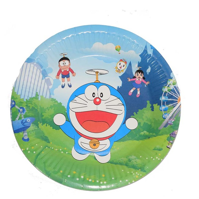 Ynaayu 6pcs/set Party Disposable Plate Cute Cartoon Cat Napkins Paper Plates For Birthday Party  sc 1 st  AliExpress.com & Aliexpress.com : Buy Ynaayu 6pcs/set Party Disposable Plate Cute ...