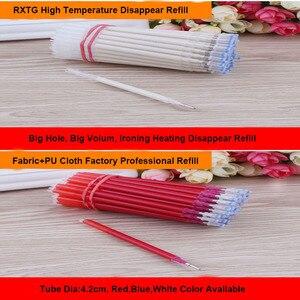 Image 2 - Ruixiang tissu pour disparaitre haute température, 3 couleurs, 100 pièces, tissu PU, pour repassage professionnel, usine