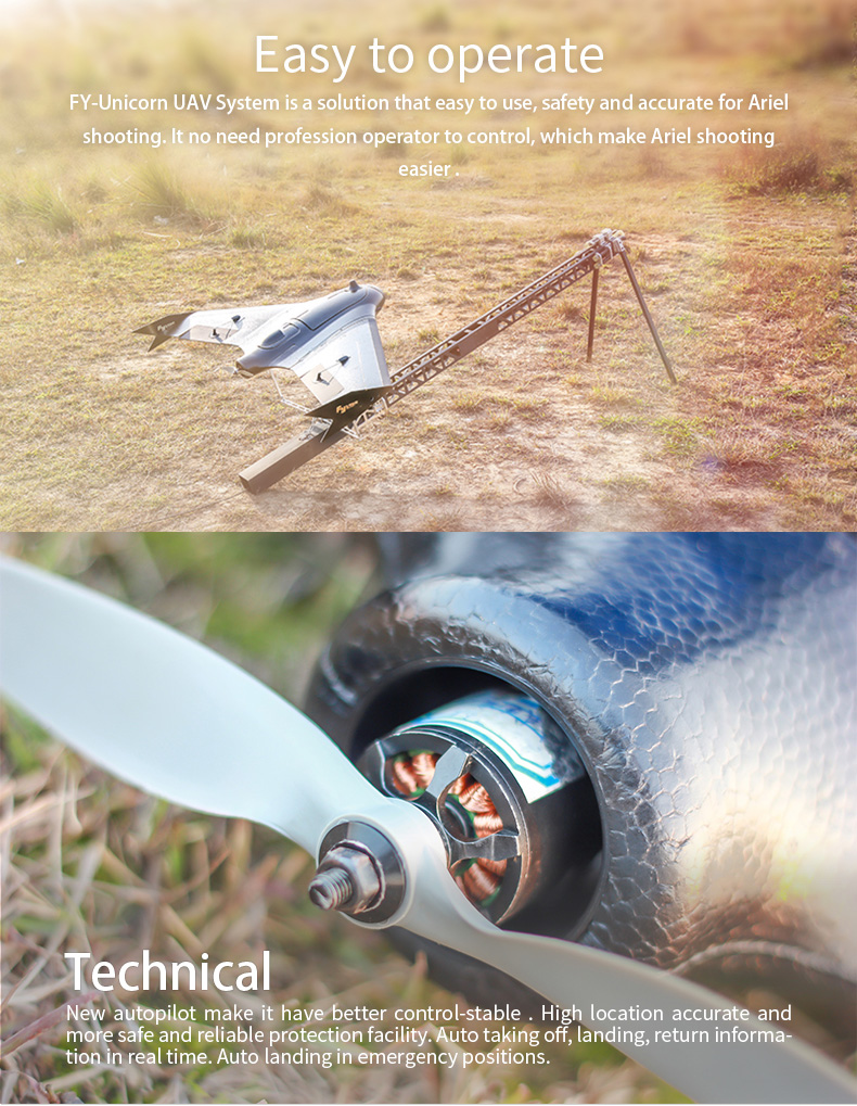 New Generation-High Tech-Unmanned Aerial Vehicle Drone easy to operate