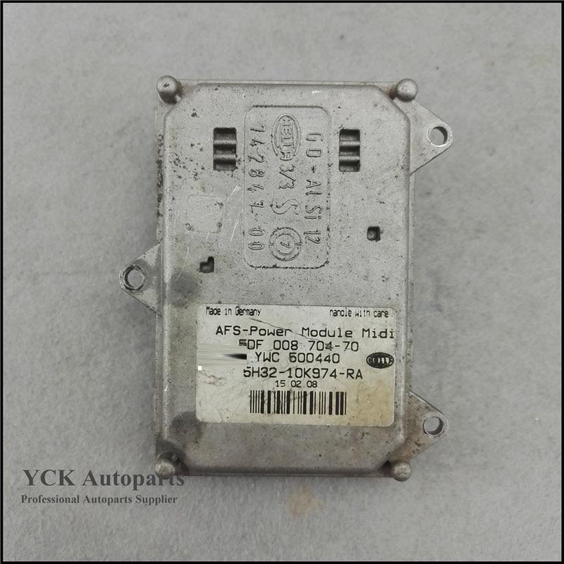 Wholesale Original 1PC AFS Leistungsmodul Adaptive Frontlighting System 5DF00870470 5DF 008 704-70  (Genuine and Used) 1pc original afs leistungs module 3td941329 3td 941 329 genuine and used