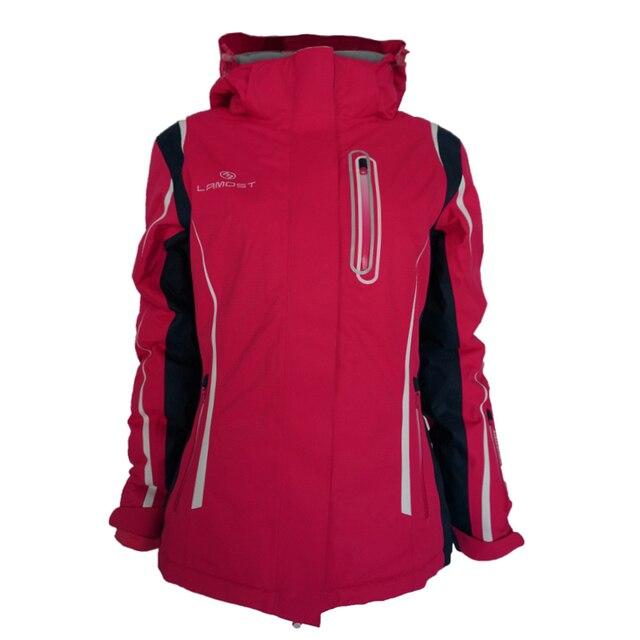 LAMOST Brand Advance womens winter suit Ski Winter ski Jackets women Top  Quality Outdoor Windproof Waterproof Snowboard Jackets 13147f854