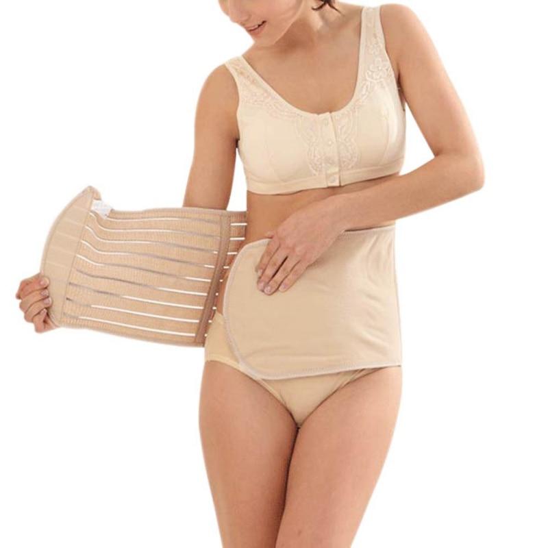 women post natal belt body slimming shaper corset