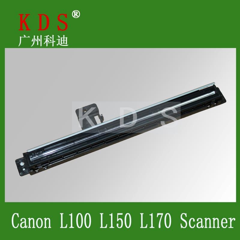 Розничная предварительную проверку контактных датчиков изображения(СНГ) для Canon L100 L150 L170 Планшетный сканер головы в черный отремонтированный принтер