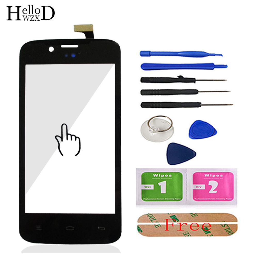 A+++ HightScreen For Fly IQ440 IQ 440 Touch Screen Digitizer Panel Front Glass Panel Lens Sensor Parts + Tools Free AdhesiveA+++ HightScreen For Fly IQ440 IQ 440 Touch Screen Digitizer Panel Front Glass Panel Lens Sensor Parts + Tools Free Adhesive