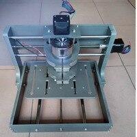 2020B CNC DIY computer engraving machine CNC milling machine circuit boards relief carving kit plane