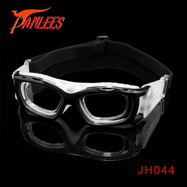 ff67de0cf7a placeholder Hot Sales Panlees Prescription Football Glasses Handball Sports  Eyewear Basketball Goggles With RX Optical Inserts Free