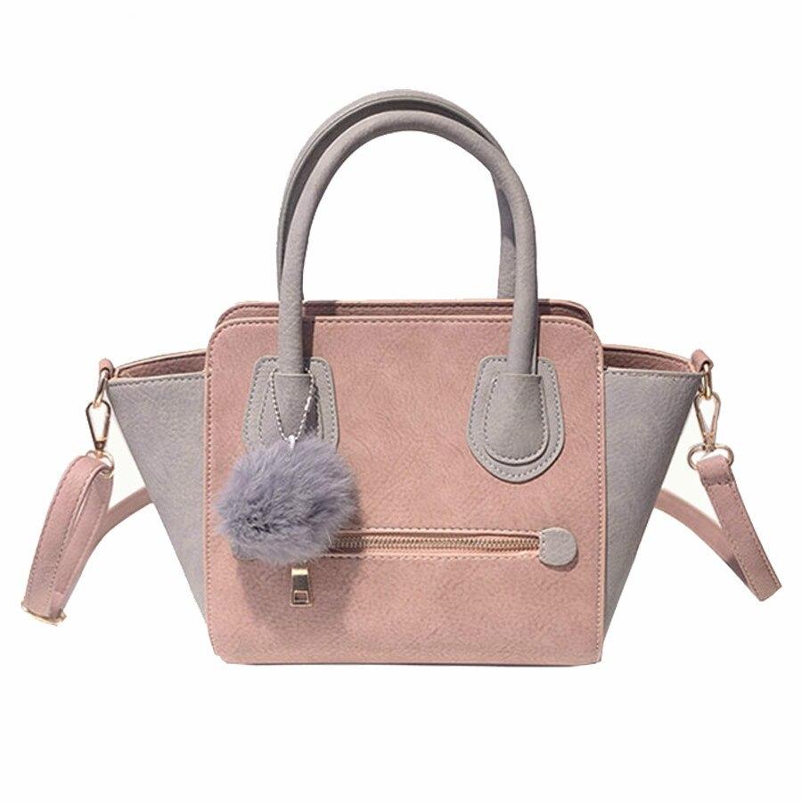 Aresland Spring Women's Handbag PU Leather Female Messengers Crossbody Bag Lady