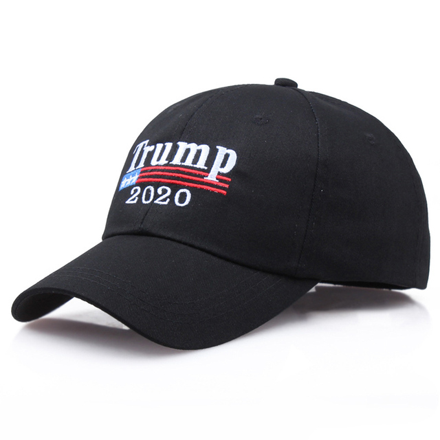 Fashion Trump 2020 Election Baseball Cap Keep America Great President Trucker  Hat Women Men Letter Solid Casual Caps CP0129 c4920659581