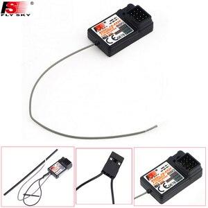 Image 1 - Flysky récepteur 3ch, 10 pièces/lot, pour voiture RC, transmetteur FS GR3C FS GR3E FS GR3F 2.4 FS GT3