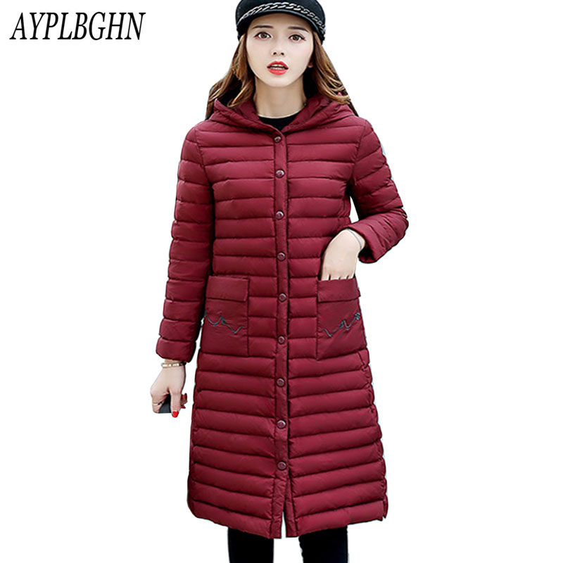 new Long jacket Parkas Female Women Winter Coat Thickening Down Cotton Winter Jacket Womens Outwear Parkas Women Winter Outwear fashion 2016 lengthen parkas female women winter coat thickening down winter jacket women outwear parkas for women winter w0033