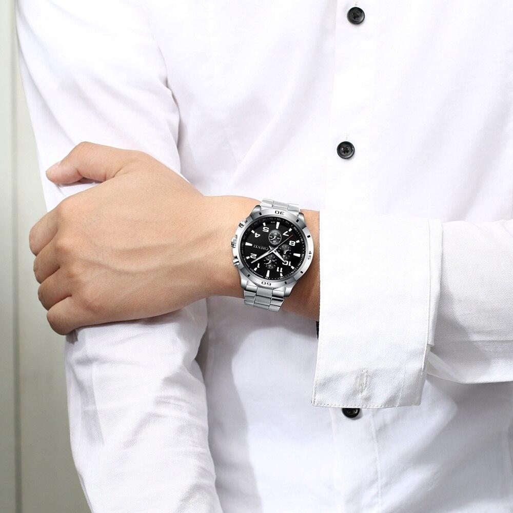 Μόδα Ανδρικά ρολόγια Μοναδικά Κομψά - Ανδρικά ρολόγια - Φωτογραφία 5
