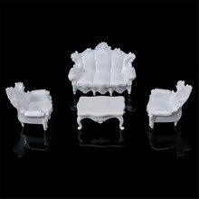 1 set Enfants Cadeau Jouets Meubles Jouets Dollhouse Canapé Piano Table  Miniature Meubles Ensembles Pour Sylvanian 0726842e53b9