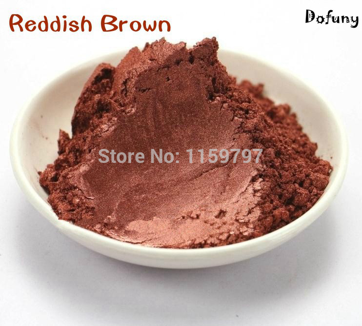 500g/bag High Quality  Red brown Color Pearlescent  Powder  Mica powder Pigment Pearl Powder Glitter Material.500g/bag High Quality  Red brown Color Pearlescent  Powder  Mica powder Pigment Pearl Powder Glitter Material.