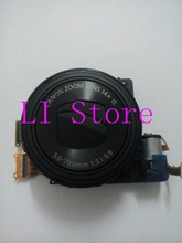 Free shipping Original SX210 lens with ccd camera parts for Canon