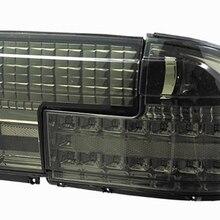 Пара автомобиля задний светильник в сборе для PROTON WIRA светодиодный тормозной светильник с поворотом сигнальный светильник