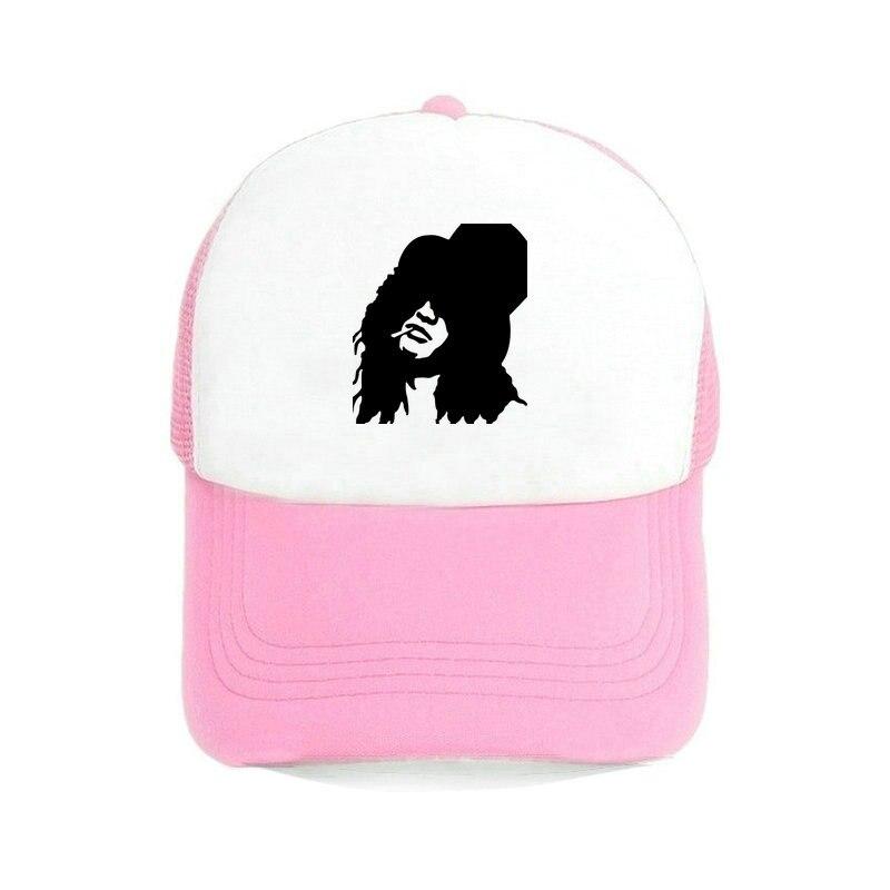 black trucker hat YY44921