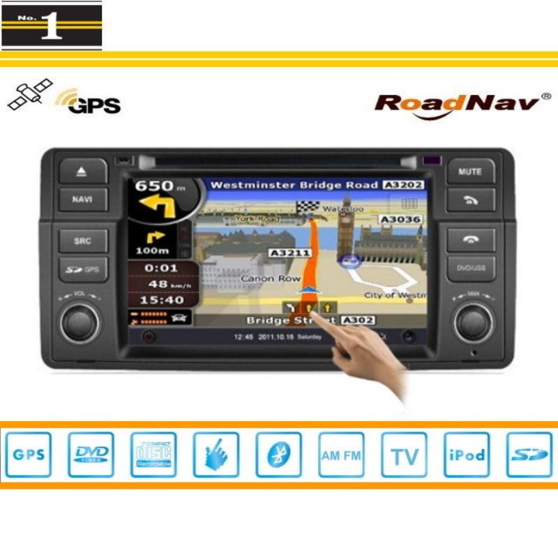 Android Car Multimedia Para BMW M3 E46 1998 ~ 2006 Radio CD Reproductor de DVD G