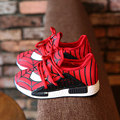 2016 Otoño Nuevos Niños Zapatos Niños Zapatillas de Deporte Respirables de Los Muchachos Ocasionales Zapatos Populares Red Spider-Man Running Zapatos de Las Niñas