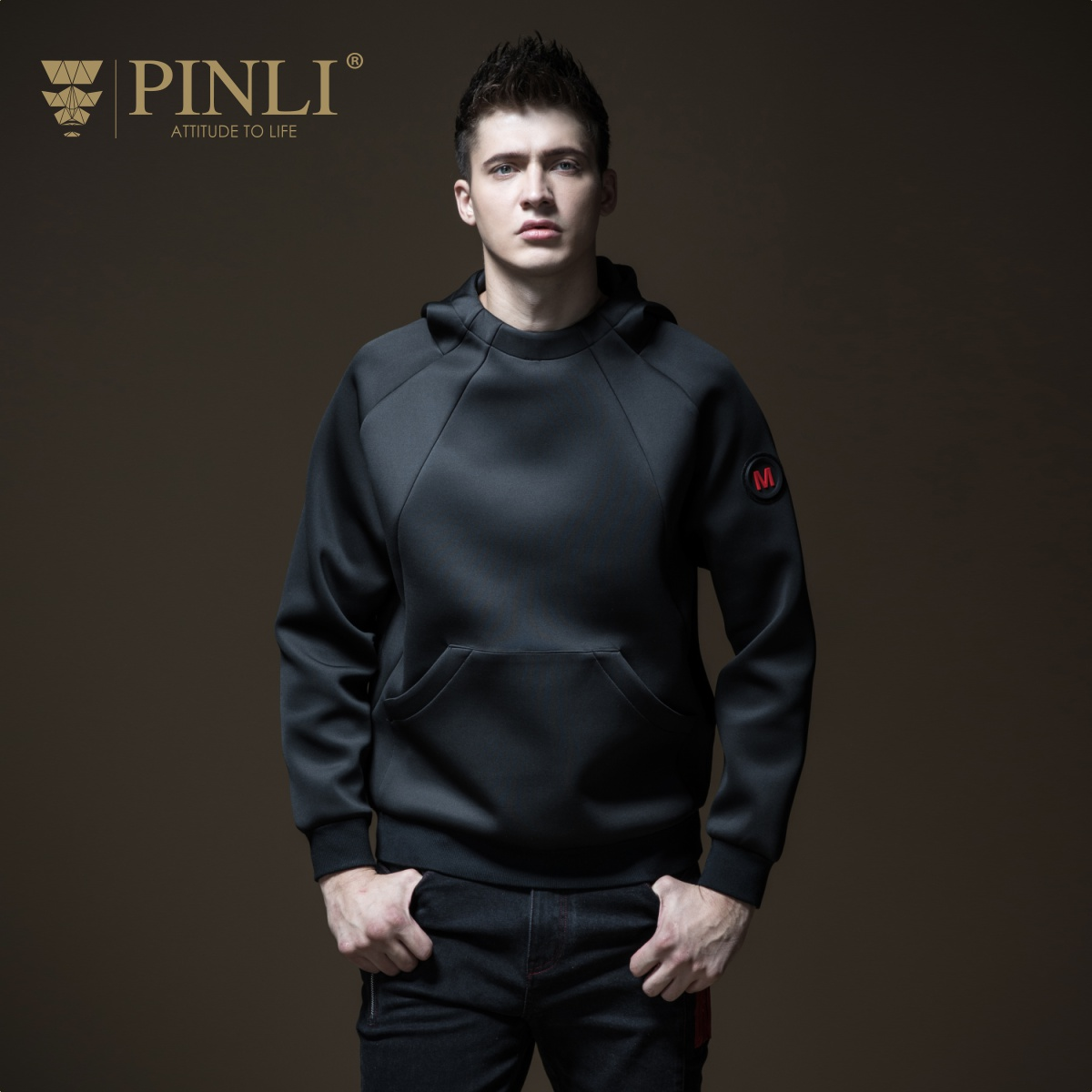 Pinli Coat Youth Twenty One-Pilots Autumn Are Casual Four-Colors Available B183609366