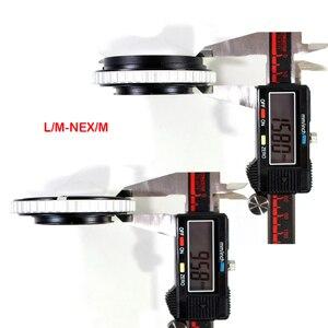 Image 2 - تعديل ماكرو إلى إنفينيتي محول العدسة دعوى ل Leica م عدسة لسوني E جبل NEX الكاميرا