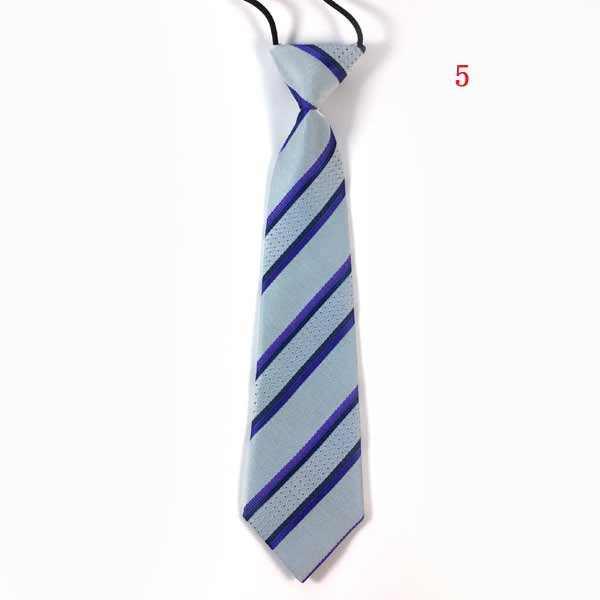 59c868814 Online Shop Unisex children neck tie Ties Boys Girls School Elastic ...