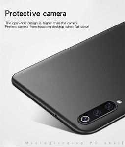 Image 5 - Xiao mi mi 9 przypadku Silm, odporna na wstrząsy pokrywa luksusowe Ultra cienka, gładka, twardy telefon obudowa do Xiaomi mi 9 tylna etui na Xiaomi mi 9