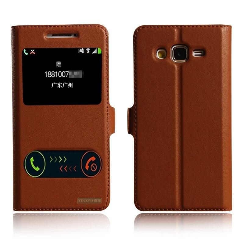 Цена за Подлинная Кожаный Чехол Для Samsung Galaxy Гранд Премьер-g530 G530H G5308W G530W SM-G530H G531 G531H SM-G531H G531F SM-G531F G5309W