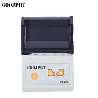 Thermal Receipt Printer 58mm Adhesive Bar Code Label Printers Usb And Serial Interface With Bluetooth Printer