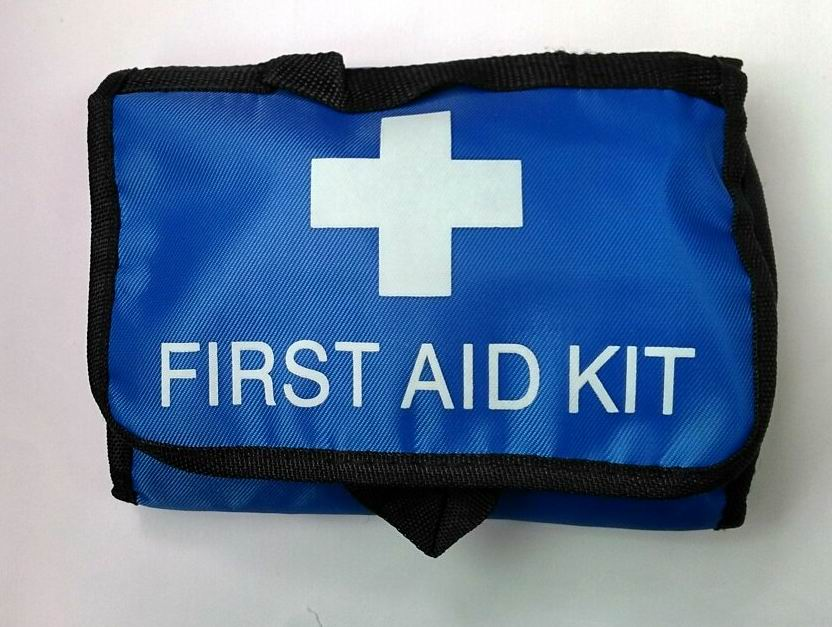 38pcs/pack Safe Portable first aid bag home car outdoor travel medical Mini auto emergency kit camping survival box FAK-A03
