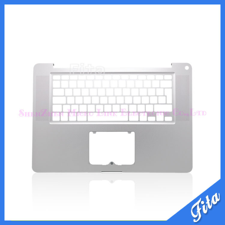 New UK German Spanish FR Layout Topcase Housing For MacBook Pro 15 A1286 Topcase Palmrest new topcase with tr turkish turkey keyboard for macbook air 11 6 a1465 2013 2015 years