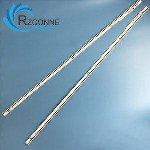 Image 1 - 749mm podświetlenie LED lampa taśmy 92 diody LED dla Samsung 60 cal telewizor z dostępem do kanałów BN96 25449A BN96 25450A V3LE 600SMB R1 V3LE 600SMA R1 3D