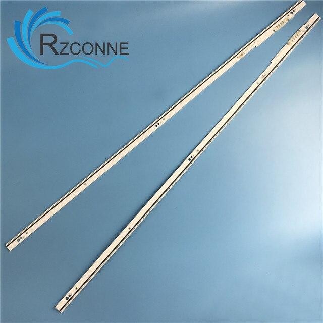 749mm podświetlenie LED lampa taśmy 92 diody LED dla Samsung 60 cal telewizor z dostępem do kanałów BN96 25449A BN96 25450A V3LE 600SMB R1 V3LE 600SMA R1 3D