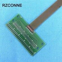 39Pin Разъем 2,0 мм 2,54 мм кабель до 0,3 мм Шаг DIP кабель под экранный интерфейс ldvs c шлейфами FFC FPC мини-адаптер с FPC Гибкий плоский кабель 60 мм-200 мм выбор