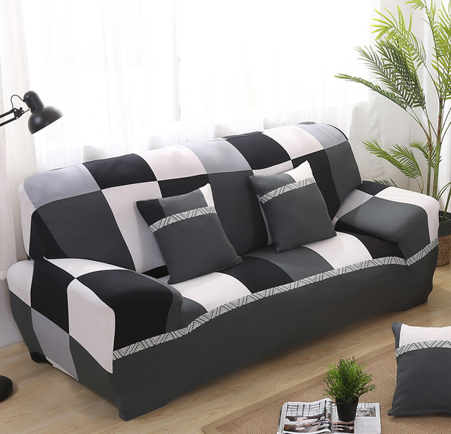 1 2 3 4 Seater Sofa Cover Printing Couch Fl Covers